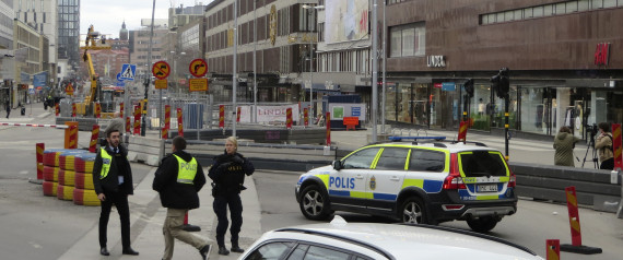 SWEDEN ATTACK