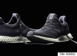 Adidas se lance dans la chaussure de sport imprimée en 3D