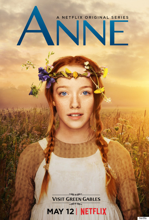anne of green gables netflix