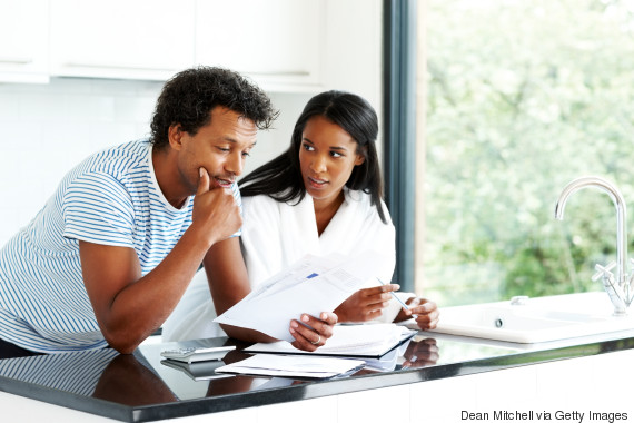black couple taxes
