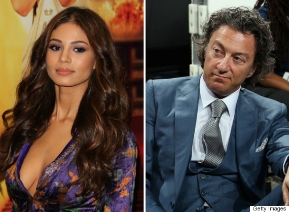 Greice Santo and Canadian Billionaire Daryl Katz