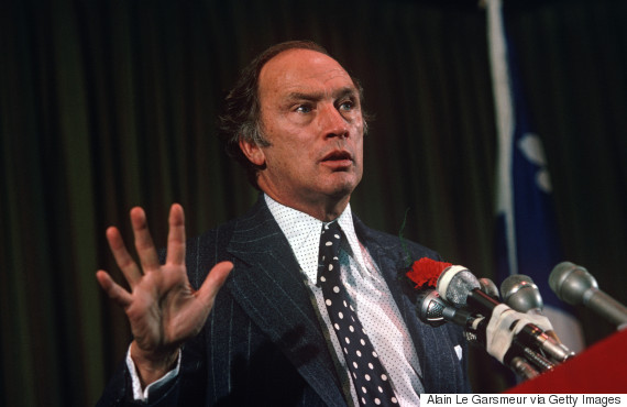 did pierre elliot trudeau's vision of In 1980, author and columnist richard gwyn described the rt hon pierre elliott trudeau as the one prime minister who had a hold on the canadian people's imagination.