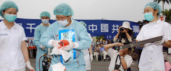 ORGAN HARVEST CHINA