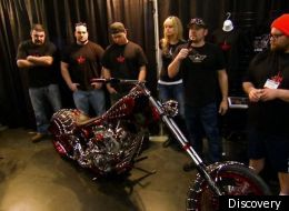 American Chopper Senior Vs Junior