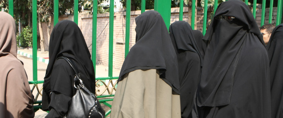 THE NIQAB IN EGYPT