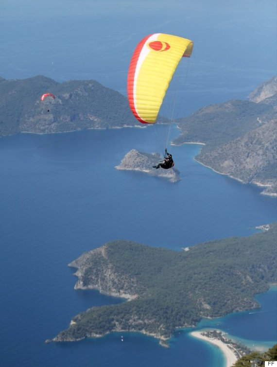 the city of fethiye turkey