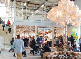 Geniales Konzept: In Schweden eröffnet das wohl ungewöhnlichste Kaufhaus der Welt