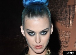 Has Katy Perry Gone Goth?