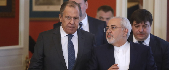IRANIAN AND RUSSIAN FOREIGN MINISTER