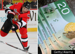 Ottawa Senators Ontario Tax