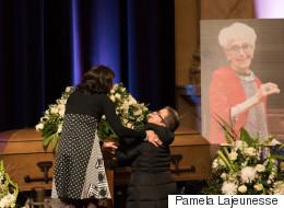 Le public se souvient de Janine Sutto (PHOTOS)