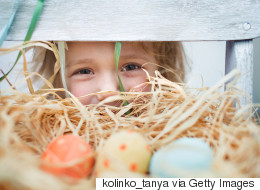 How To Explain Easter To Your Kids If You're Not Religious