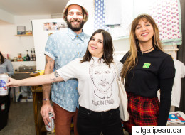 Styles de soirée: le joli printemps-été 2017 de la griffe québécoise Beurd