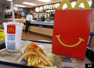 McDonald s Happy Meal Ads Get Health-Focused RevampMcdonalds Pizza Happy Meal