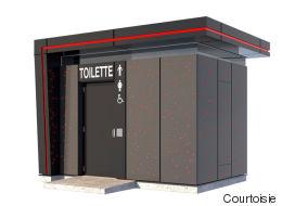 Plus de 3 M$ pour une douzaine de toilettes publiques au centre-ville