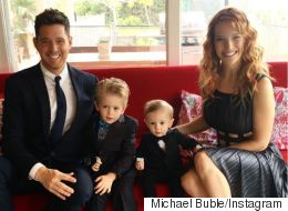 Michael Bublé's Wife Confirms Son Beat Liver Cancer