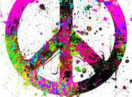 علامة السلام وشكل القلب والبلوتوث.. اكتشف سر هذه الرموز ومن ابتكرها؟