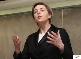 Kellie Leitch: I'll Scrap Pot Legalization Plan If I Become PM