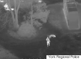 Ontario Police Use Helicopter To Arrest Teenage Candy Thieves