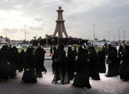 السعودية تحاكم أول امرأة بتهمة المشاركة في