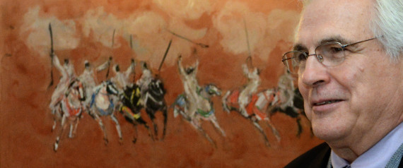 CHRISTOPHER ROSS WESTERN SAHARA