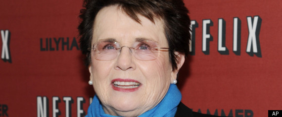 Billie Jean King Birth Control