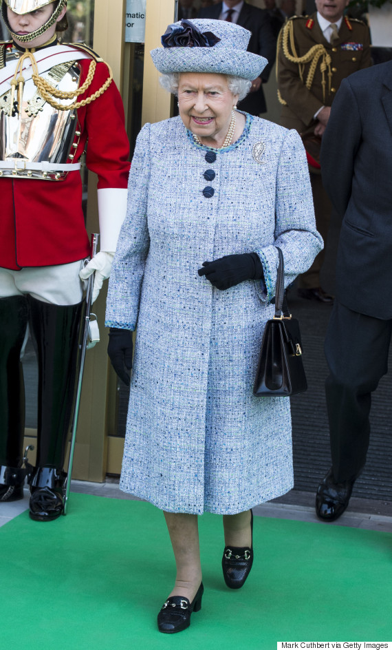 queen elizabeth shoes