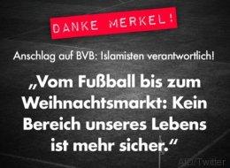 So widerlich schlachtet die AfD den Anschlag von Dortmund aus
