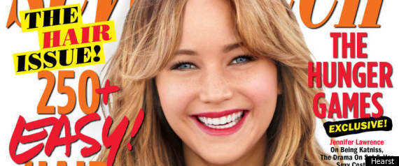 Jennifer Lawrence Seventeen