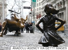 'Charging Bull' Sculptor Wants 'Fearless Girl' Removed