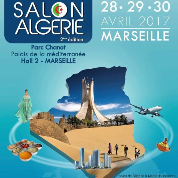 L 39 alg rie s 39 invite marseille pour la promotion des for Salon de l immobilier marseille