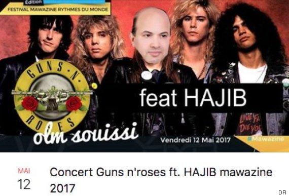 guns n roses hajib