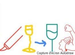 Avec AutoDraw, Google métamorphose vos gribouillis en beaux dessins