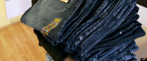 Jeans For Homeless Teens 5
