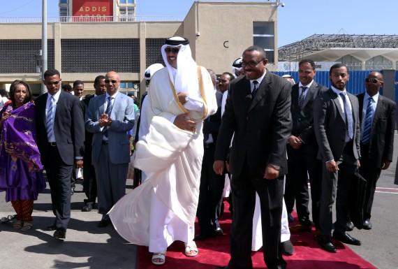 qatar ethiopia