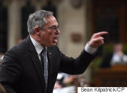 WATCH: Things Got Feisty Just Before Reveal Of Liberal Pot Bill