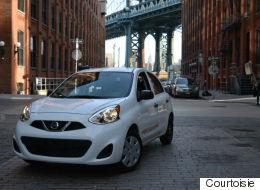 L'avenir de Nissan et la Micra à New York