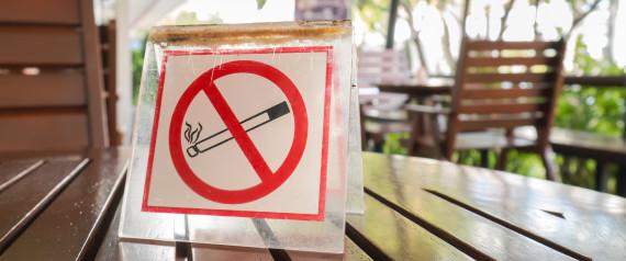 RESTAURANT NO SMOKING