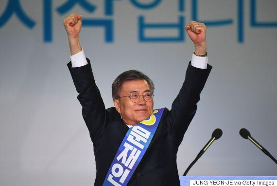 korea vote