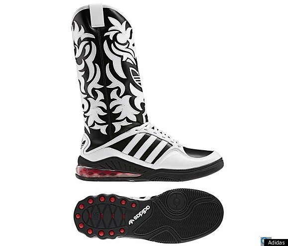 Adidas Releases Cowboyboot Sneaker Hybrid Shoe (PHOTOS) | HuffPost