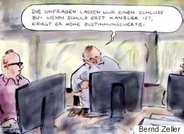 Warum die Umfragewerte gut für Schulz sind