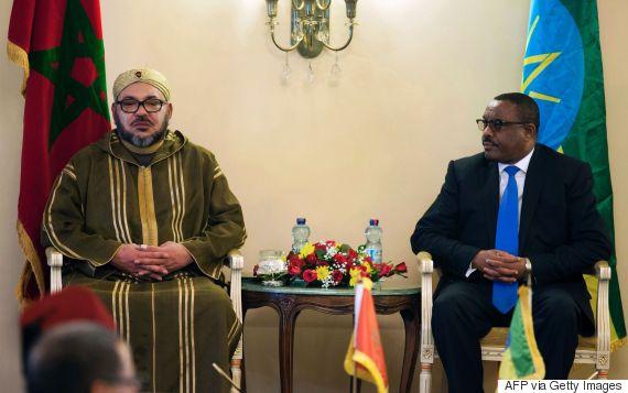morocco ethiopia