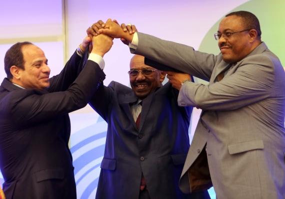 renaissance dam ethiopia
