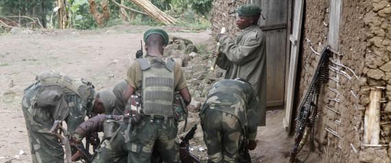 GENOCIDE CONGO