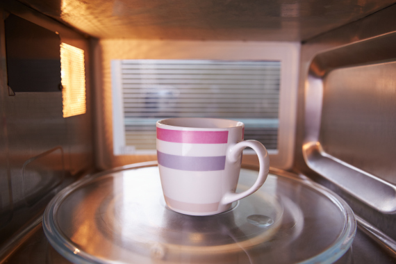 tea microwave