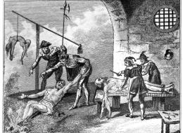 ليس لأصحاب القلوب الضعيفة!! أبشع 15 طريقةً استخدمت للتعذيب.. لن تتمناها حتى لأعدائك