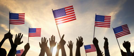 UNITED STATES AMERICA FLAG