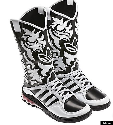 Adidas Releases Cowboyboot Sneaker Hybrid Shoe (PHOTOS) | HuffPost