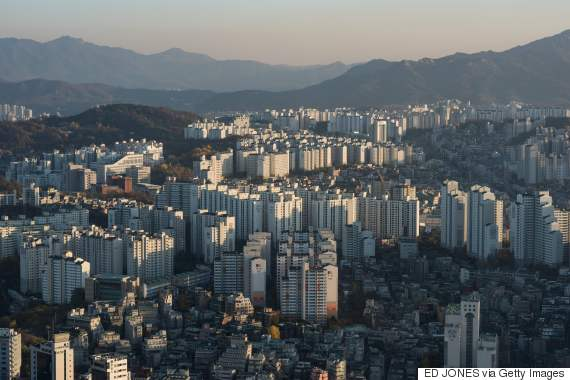 korea apartment
