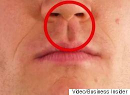 Να γιατί έχουμε το μικρό λακκάκι κάτω από τη μύτη μας